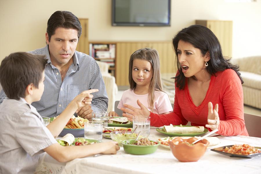 Loving Family Expectation Free Totally Meditation